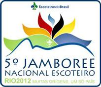 V JAMBOREE NACIONAL ESCOTEIRO