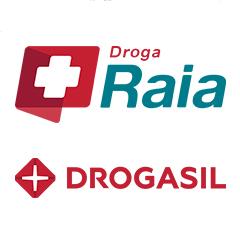 Drogasil e Drogaraia