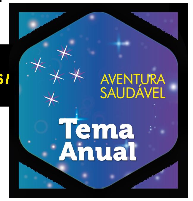 Tema Anual 2019: Aventura Saud�vel